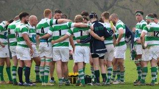 Folkestone 1st XV lose to Aylesford 17-25 by Lisa Godden