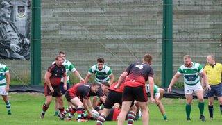 Folkestone 1st XV lose to Vigo 22-23 - by Lisa Godden