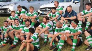 Folkestone 1st XV beat Gillingham Anchorians 71-22 by Lisa Godden