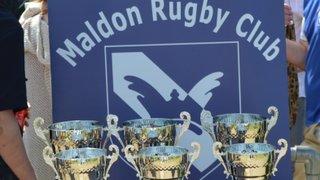 This Weekend at Maldon RFC