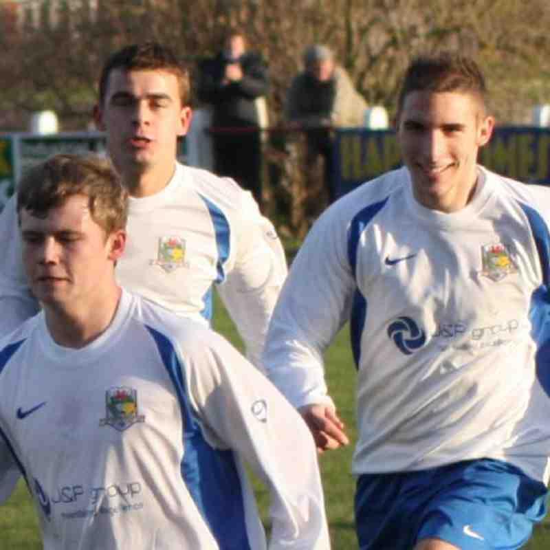 Denbigh Town v Gresford Athletic