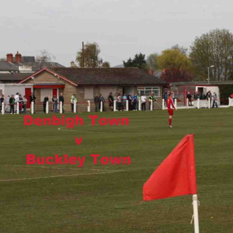 Denbigh Town v Buckley Town