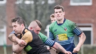Didsbury were made to work hard for a 32-5 bonus point win against Ormskirk which keeps alive their hopes of promotion from Lancashire (North).