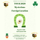 TOUR 2020- Mysterious Foreign Location