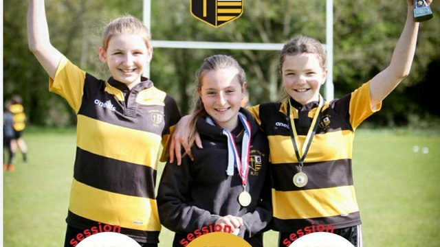 Girls' Rugby Taster Session
