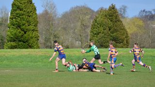 Woodrush RFC vs Old Halesonians RFC 10/03/19