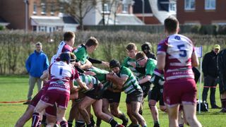 Woodrush RFC vs Newport RFC 17/03/19