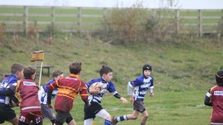 U12s Dursley Nov 2013