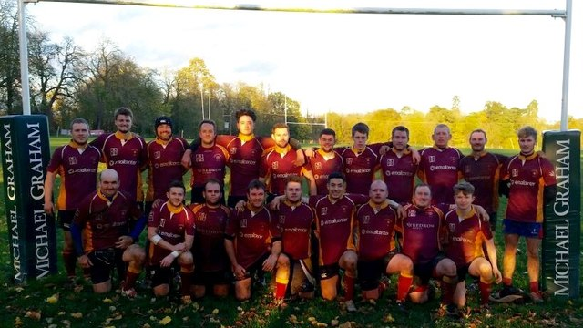 "3rd XV ""The Ultimates"""