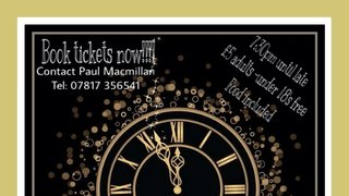 New Years Eve Party 7:30pm Start...Come and join us!!!!!!!!