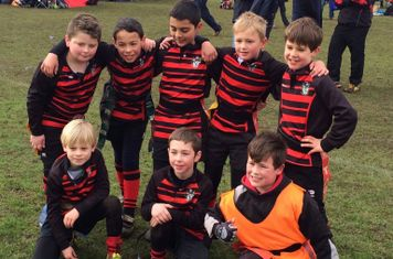 U8s Middlesex Tournament 2015/16