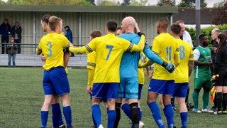 Edgware Town FC v Berkhamsted FC