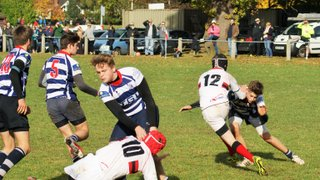 U15's Banbury Vs Bromsgrove 25/10/2015