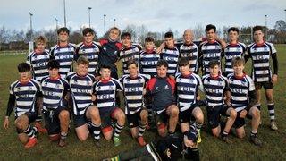 U16s - Banbury 40-0 Chipping Norton