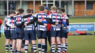 U16s - Banbury 15 - 32 Old Patesians
