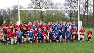 U16s - RC Big Bulls 5 - 34 Banbury