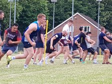 East Grinstead RFC Pre-Season Training
