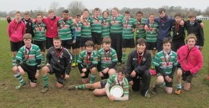 AWESOME MIGHTY GREEN ARMY TRIUMPH