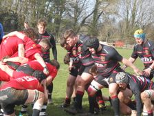 Bream make it seven in a row as they beat Cotham Park away...