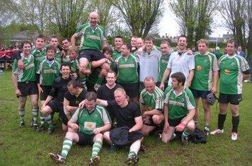 Wellington III 0 Chew Valley II 25 Champions Somerset league 3 South 2009/10