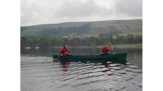 Canoeing Coast to Coast for Club and Cancer