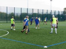 Walking Football Sessions at Little Oakley FC Every Friday