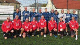 Acorns Walking Football Teams Start Their League Campaign!
