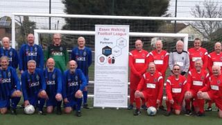 Acorns Over 60's WF Team Make A Steady Start To Their 2018 EWFL Campaign