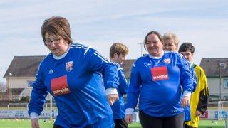 Acorns To Introduce Ladies Walking Football