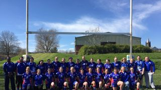 A brave performance from Eagles, but Lionesses through to next round