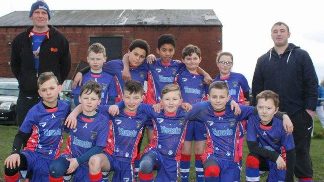 West Leeds U13 Boy's