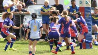 Memorial Weekend 2017 - U14 Girls v Orrell St James