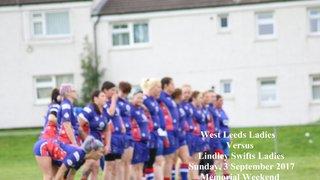 Memorial Weekend 2017 - Ladies v Lindley Swifts