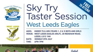 Free Sky Try Taster Session for Years 1, 2 & 3