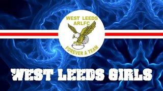 Girl's Aged U12s, U14s, and U16s who love Rugby League! West Leeds Eagles would like to meet you!