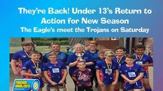 Boys Under 13's kick off new season against Thornhill on Saturday