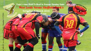 West Leeds under 11's open  new season with home game against Hawks