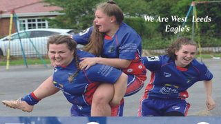 School's Out For Summer, and West Leeds Eagles offer you Fun, fitness and Rugby