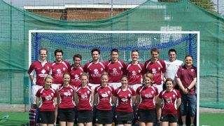 Bedford HC mixed get silver in Sheffield