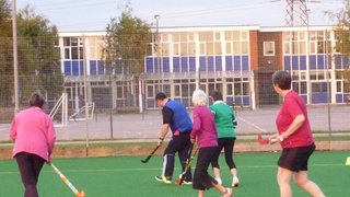 Walking Hockey | New sessions announced