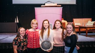 BHC U16 Girls are crowned Team of the Year