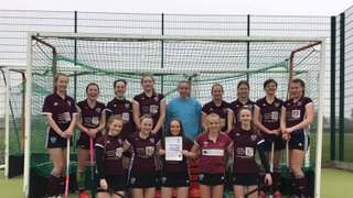 Back to back titles for the BHC U16 girls