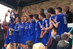Farsley Celtic Win Promotion