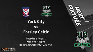 Away Day Guide: York City vs Farsley Celtic (06/08/2019)