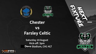Away Day Guide: Chester vs Farsley Celtic (10/08/2019)