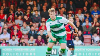 Report: York City 0-0 Farsley Celtic