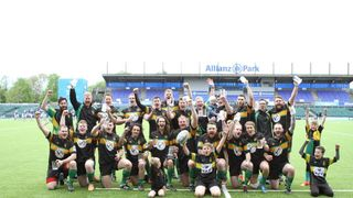 Town take a third successive third place
