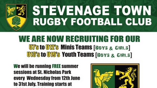 FREE - SUMMER TRAINING PROGRAMME