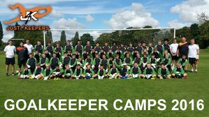 Half Term Goalkeeping Camp June 2nd & 3rd