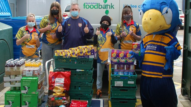 More Support For Our Enfield Community